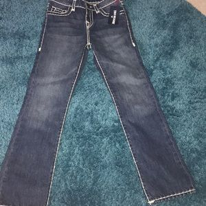 Brand new boys true religion jeans size 10